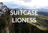 SUITCASE LIONESS